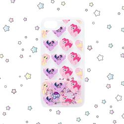 [MY LITTLE PONY X ALMOST BLUE] GLITTER CASE