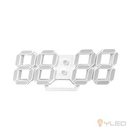 와이엘이디YLED 3D LED 탁상시계
