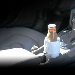갓샵 스마트 차량용냉온컵홀더