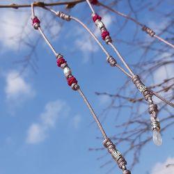 [한국선물]전통매듭안경줄