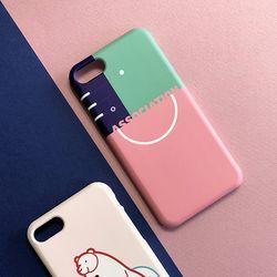pinkground -핑크그라운드 하드케이스