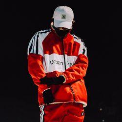 어반그레이 신상 보드복 양면양털자켓 - RED