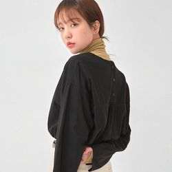 both side modern blouse