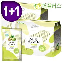 타히티 건강한 발효노니주스 50ml 2박스(60포)