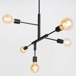 바이빔 LED 솔리드 5등 직부등 - 에디슨