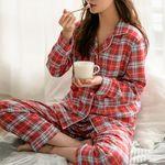 데일리타탄 도톰 pajama set (2P)