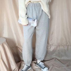 Aladdin jogger pants()기모원단)