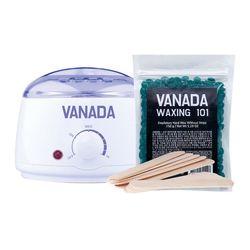 바나다 왁싱101 스페셜에디션 150g 워머기 포함