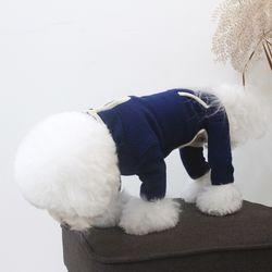 [A.웜플리스올인원]warm fleece AIO Navy