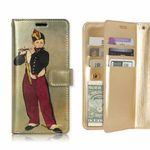 갤럭시노트5 (N920) Wallet-Gallery 명화 지갑 다이어리 케이스