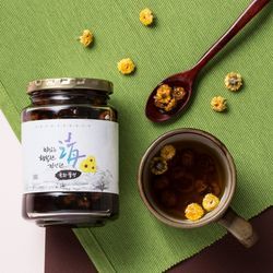 이고장 꿀청(약도라지생강총백국화무우배 중선택1)