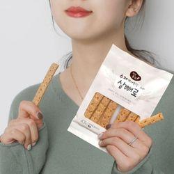 수제발아통밀귀리 스낵 살빼로 10봉