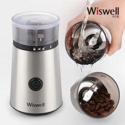 위즈웰 WSG-9300 분리형 커피그라인더커피밀커피메이커