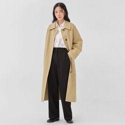 collar quality collar handmade coat (wool90)