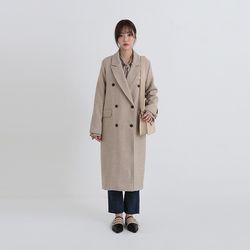 eve long double wool coat (2colors)