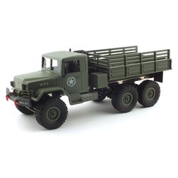 116 6x6 군용트럭 RC(CBT768956KH)무선조종 육공트럭