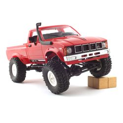 Climbing Pick-up Truck(CBT768970RE)스케일트럭 레드