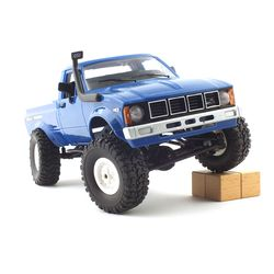 Climbing Pick-up Truck(CBT768987BL)스케일트럭 블루