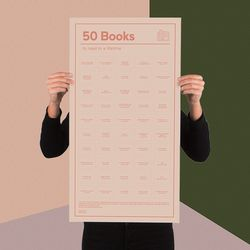 [도이] 살면서 한번은 읽어볼만한 책 50 포스터