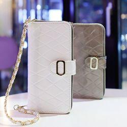 갤럭시노트5 (N920) Limpiar-H 지퍼 지갑 다이어리 케이스