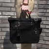 Roll Up 3 Way Bag - Super Oxford All Black ( 올블랙 )