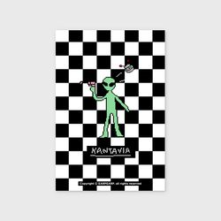 엽서 Alien kantavia