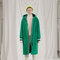 Fur hoodie Coat GN