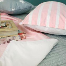 라임라잇 드리밍베어(핑크)-ReFresh 키즈베개커버