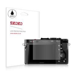 스코코 소니 RX1R M2 카메라 올레포빅 액정보호필름 2매