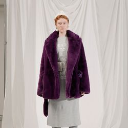 Fur strap Halfcoat PP