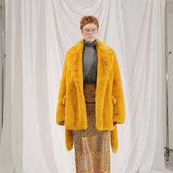Fur strap Halfcoat YL