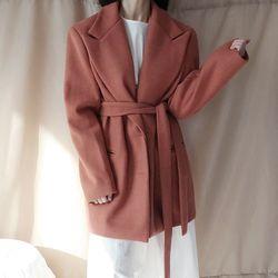 Modern boxy wool jacket(울20)