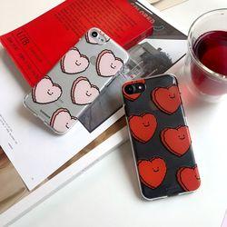 Love you - jelly case (아이폰/갤럭시/LG 케이스)