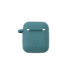 심플 실리콘 에어팟용 케이스 그린(AG5E9301TAGG)