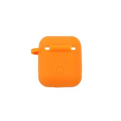심플 실리콘 에어팟용 케이스 오렌지(AG5E9301TAOO)