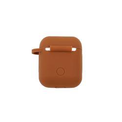 심플 실리콘 에어팟용 케이스 브라운(AG5E9301TARR)