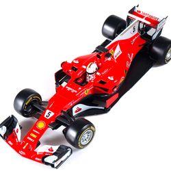 브라고 1:18 페라리 포뮬러 SF70H [F1 FORMULA]