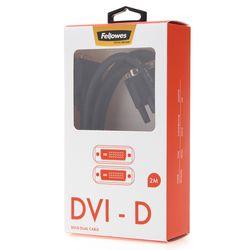디지털 모니터 DVI-D(Dual) 케이블 2M (9916703)