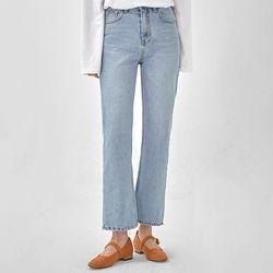 speak non span boot-cut denim pants (s m)