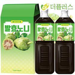 타히티 발효노니 100 1L 2개입 선물세트  노니즙 노니원액