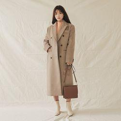 [로코식스] 윤비 더블 코트