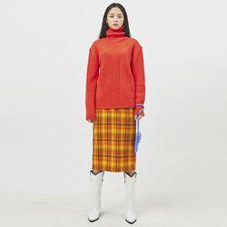 loose-fit golgi turtleneck knit (5 color) - UNISEX
