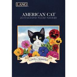 2019포켓다이어리-American Cat