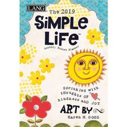 2019포켓다이어리-Simple Life