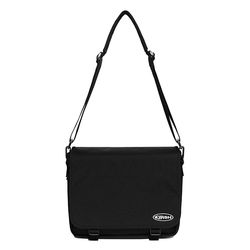 KIRSH POCKET MESSENGER BAG IS [BLACK]