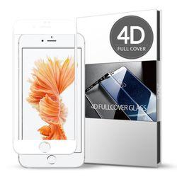 스킨즈 아이폰6플러스 4D 풀커버 강화유리 필름 (1장)