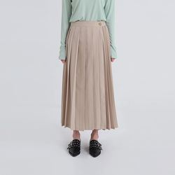 spring two version pleats skirt (2colors)