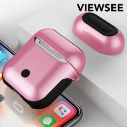 에어팟 천하무적 실리콘 케이스 APCH-04 핑크