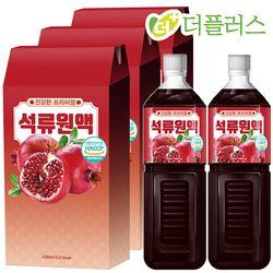 프리미엄 석류원액 선물세트 2세트 1L 6개입 석류