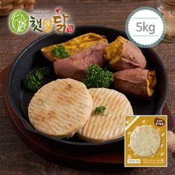 고구마닭가슴살 5kg(100gX50팩)